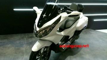 Honda bất ngờ tung ra Honda PCX 150 Touring cực đẹp