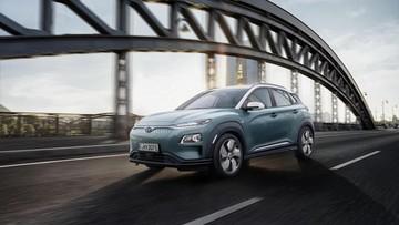 Hyundai Kona Electric - Xe lý tưởng cho dân thành thị