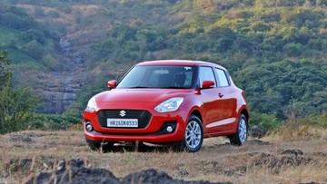 """Suzuki Swift 2018 """"bán chạy như tôm tươi"""" tại Ấn Độ"""