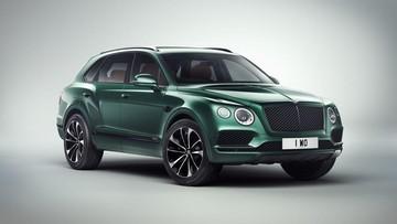 """Bentley Bentayga phiên bản """"quý tộc"""" lấy cảm hứng từ môn đua ngựa"""