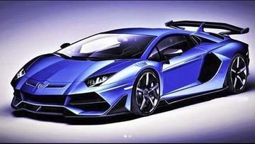 """Siêu xe Lamborghini Aventador SVJ mới bất ngờ """"hiện nguyên hình"""""""