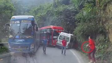 Tai nạn trên đèo Sapa: Xe giường nằm có thể đã mất phanh