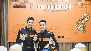 Hoa hậu Ngọc Hân, Tiền vệ Quang Hải U23 và câu chuyện quanh cuộc thi Knock Out the King 2018