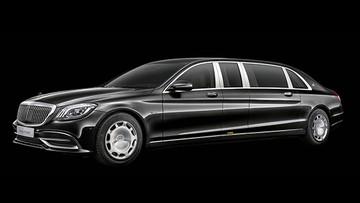 Mercedes-Maybach Pullman 2019 - Xe limousine dài 6,5 m và có giá hơn 600.000 USD