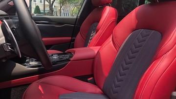 Maserati Levante S hiếm hoi tại Việt Nam được trang bị nội thất theo phiên bản Zegna