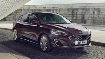Đánh giá nhanh Ford Focus 2019: Ngoại hình thay đổi, nội thất cao cấp hơn