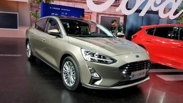 Chi tiết Ford Focus Sedan 2019 mới ra mắt tại Trung Quốc