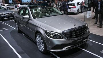 Mercedes-Benz C-Class 2019 có giá khởi điểm dưới 900 triệu đồng tại Đức
