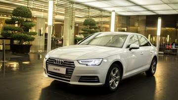 89 chiếc Audi A4 và A5 Sportback  tại Việt Nam bị triệu hồi