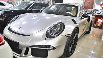 Siêu xe Porsche 911 GT3 RS về tay Chủ tịch Trung Nguyên