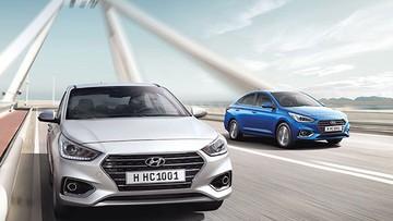 So sánh nhanh 4 bản trang bị của Hyundai Accent 2018 mới ra mắt Việt Nam
