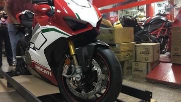 Siêu mô tô hàng hiếm Ducati Panigale V4 Speciale cập bến Việt Nam, giá gần 2 tỷ Đồng