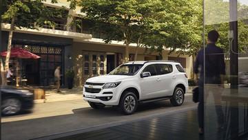 Quyết đấu Toyota Fortuner, Chevrolet Trailblazer chốt giá từ 859 triệu VNĐ