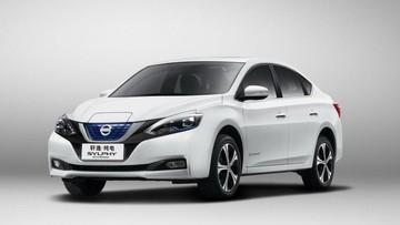 Nissan Sylphy - Xe điện dựa trên Leaf với cự li di chuyển 338 km
