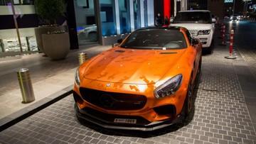 """""""Quái vật"""" Mercedes-AMG GT S độ 650 mã lực gây choáng với bộ áo sặc sỡ"""