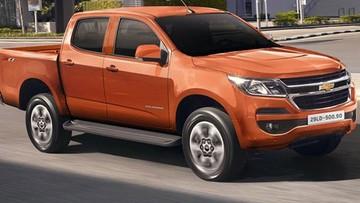 Chevrolet Colorado có thêm bản 1 cầu số tự động mới, giá 651 triệu đồng tại Việt Nam