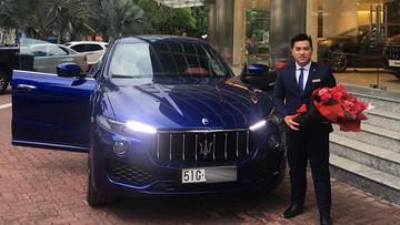 """""""Hàng hiếm"""" Maserati Levante S phiên bản Zegna tại Việt Nam tìm thấy chủ nhân với mức giá 7,7 tỷ Đồng"""