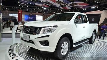 Giá xe Nissan Navara 2018 mới nhất tháng 5/2018