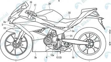 Hé lộ thiết kế Suzuki GSX-R300 - Đối thủ của R3, Ninja 400 và CBR250RR