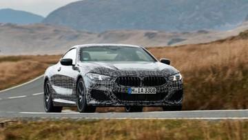 """""""Tất tần tật"""" những gì đã biết về BMW 8-Series 2019 ra mắt trong tháng sau"""
