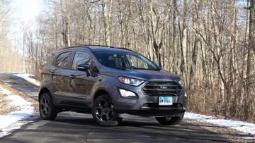 Đánh giá nhanh Ford EcoSport 2018: Đắt đỏ và rất đáng thất vọng