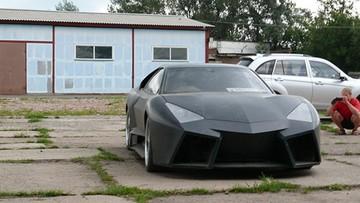 Lamborghini Reventon phiên bản tự chế có giá chưa đến 10.000 USD
