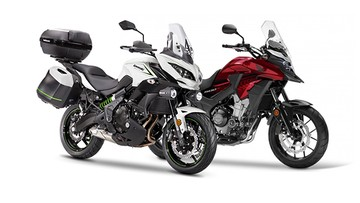 Lựa chọn Honda CB500X hay Kawasaki Versys 650: Kẻ tám lạng, người cả cân