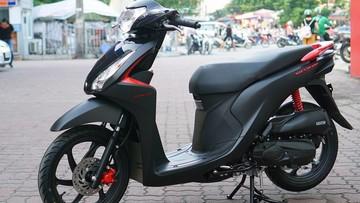 Honda Việt Nam bán ra 209.244 xe máy trong tháng 4 vừa qua