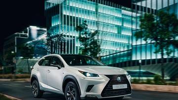 Lexus NX Sport 2018 - Crossover vừa sang trọng vừa thể thao