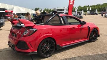 Cận cảnh chiếc xe bán tải độc nhất vô nhị ra đời từ Honda Civic Type R