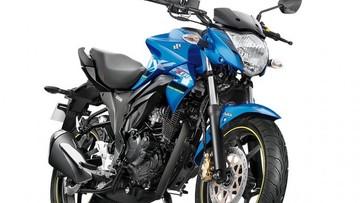 Suzuki Gixxer ABS 2018 trình làng, giá 29,5 triệu VNĐ