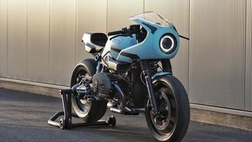 """Ngắm bản độ BMW R nineT Cafe Racer cực """"nuột"""" từ JVB-moto"""