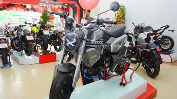 Đánh giá nhanh GPX Demon X, đối thủ của Honda MSX 125 tại Việt Nam