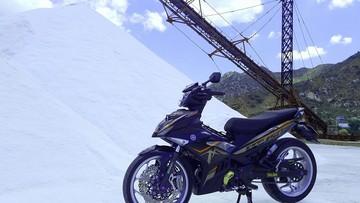 Yamaha Exciter 150 độ nhiều đồ chơi đắt tiền của dân chơi Việt