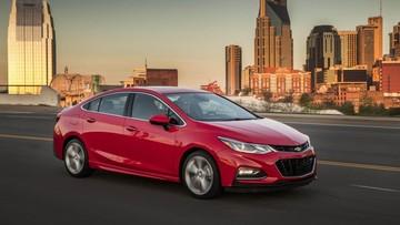120.000 chiếc Chevrolet Cruze bị triệu hồi vì lỗi rò rỉ nhiên liệu