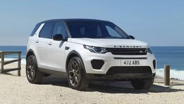 Land Rover giới thiệu phiên bản đặc biệt mới của Discovery Sport