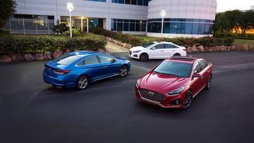 Hyundai Sonata 2018: Thêm trang bị, giá thậm chí còn giảm xuống