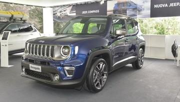 Diện kiến Jeep Renegade 2019 - đối thủ của Ford EcoSport
