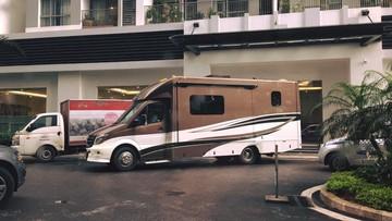 Nhà di động Mercedes-Benz Renegade Villagio bất ngờ tái xuất tại Hà thành