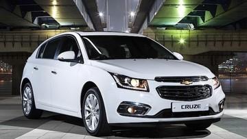 Giá xe Chevrolet Cruze 2018 mới nhất tháng 6/2018
