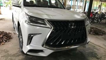 Lexus LX570 Super Sport 2018 hơn 10 tỷ Đồng đầu tiên cập bến Đồng Nai