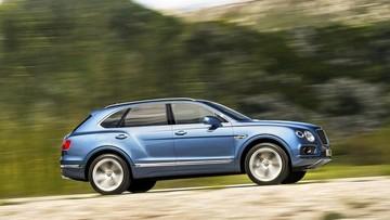 Bentley xác nhận sản xuất Bentayga Speed, có thể ra mắt vào năm sau