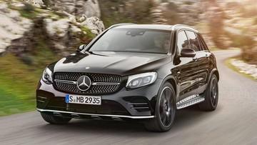 Peugeot 5008 và Mercedes-Benz GLC là những mẫu SUV được ưa chuộng nhất châu Âu