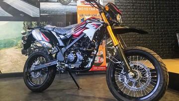 Giá xe Kawasaki D-Tracker 150 2018 tháng 6/2018