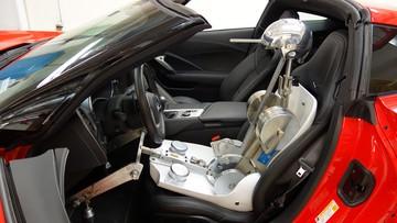 Khám phá quy trình sản xuất ghế ô tô của Chevrolet