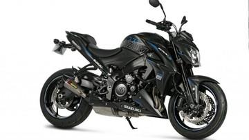 Diện kiến phiên bản đặc biệt Suzuki GSX-S1000 Team Suzuki