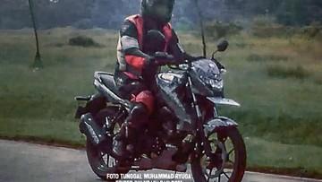 Naked bike Suzuki Bandit 150 lộ thiết kế mới