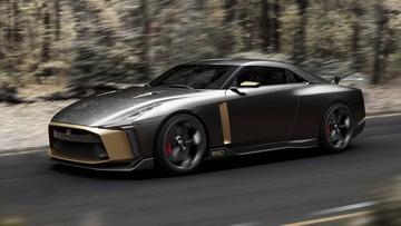 Choáng ngợp trước vẻ đẹp của Nissan GT-R50 - Phiên bản siêu hiếm kỷ niệm 50 năm dòng GT-R