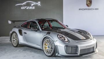 """Porsche 911 GT2 RS 2018 tiếp tục ra mắt Đông Nam Á, đại gia Việt """"phát thèm"""""""
