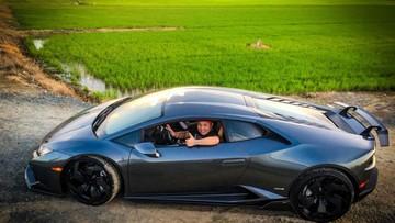 Sau Audi R8 V10 Plus, Bạc Liêu đón nhận thêm siêu xe Lamborghini Huracan LP610-4